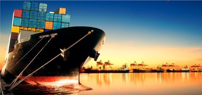 Transporte marítimo a Canarias